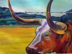 Number Three - Bovine Gallery - Wildwood Studio - Kristine Byars