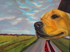 Dog's Life - Canine - Westwood Gallery - Kristine Byars