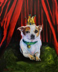 The Little Prince - Canine - Westwood Gallery - Kristine Byars