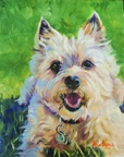 Tilly - Canine - Westwood Gallery - Kristine Byars